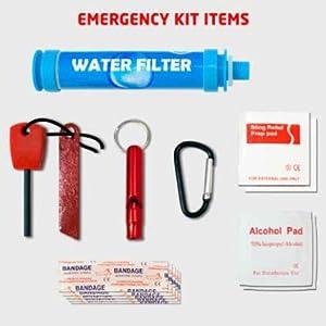 Emergency Kit Items