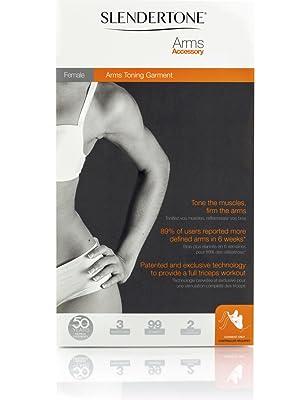 Slendertone Damen Arm-Trainer Trizeps ohne Steuereinheit