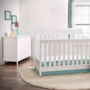 Amazon Com Delta Children Haven 6 Drawer Dresser Baby