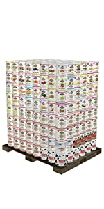 Augason Farms Emergency Survival Food Large Variety Can Kit