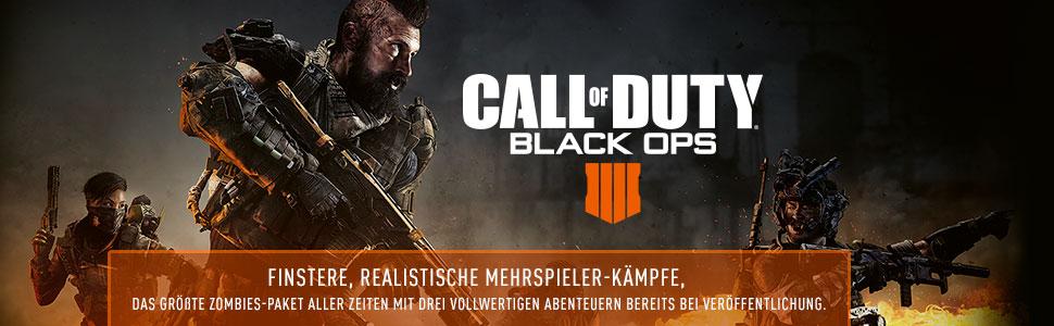 Mehrspieler, Zombies, Blackout