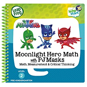 LeapStart Moonlight Hero Math with PJ Masks