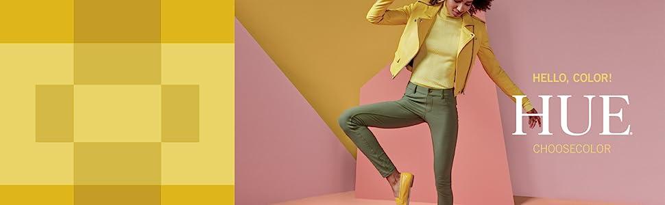 hue, hue leggings, leggings for her, leggins for women, pants, slacks, womens pants, casual legging