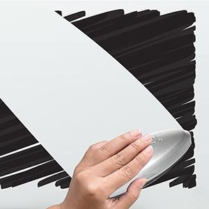 Amazon.com : Quartet Glass Dry Erase Board, Desktop