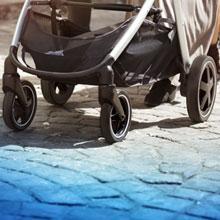 Bébé Confort ZELIA Nomad Sand - Cochecito urbano 2 en 1, diseño compacto, sistema plegable, para bebes de 0 meses hasta 3,5 años, color beige