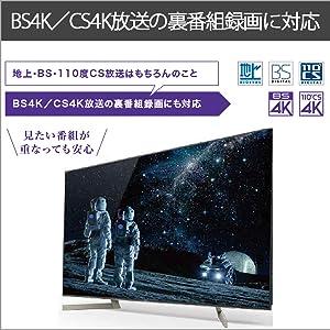 BS4K/CS4K放送の裏番組録画に対応