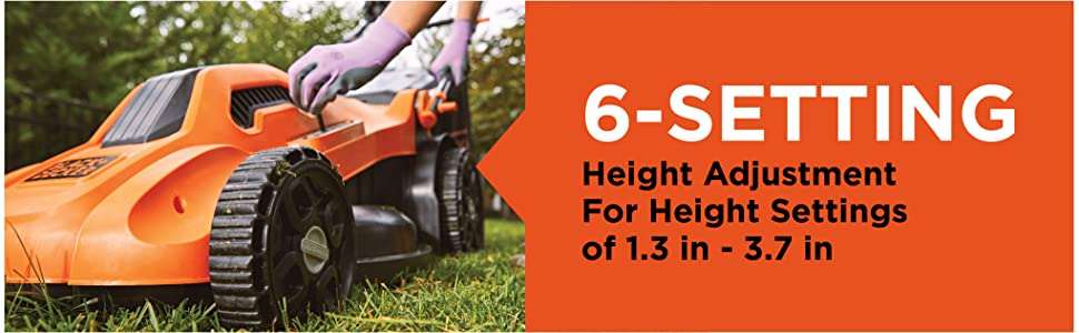 height adjustment