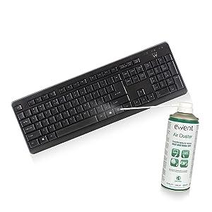 Limpieza completa de PC y teclados