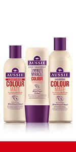 aussie Colour Mate hair collection