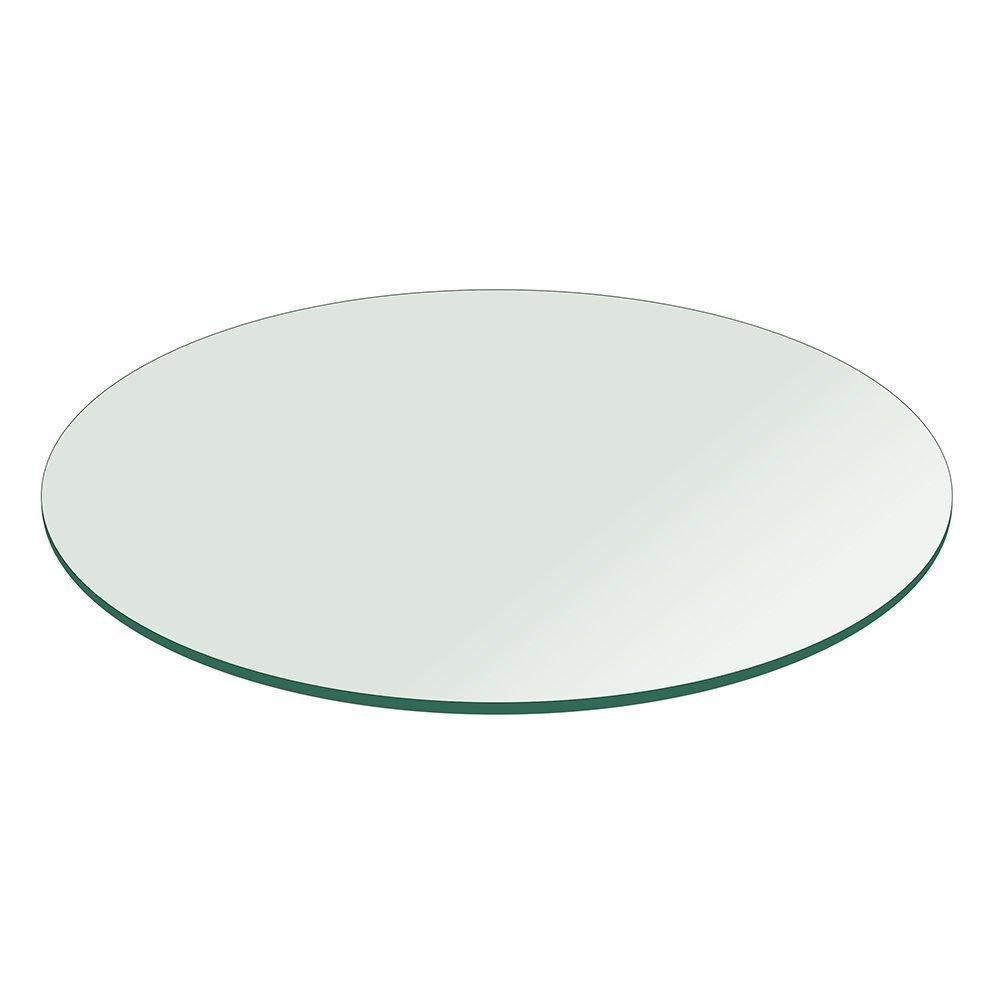 glass table top view. Bevel, Glass, Table, Kitchen, Dining, Tempered, 48, Round, · View Larger Glass Table Top U