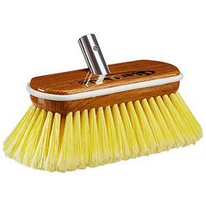 Premium Soft Yellow Boat Brush