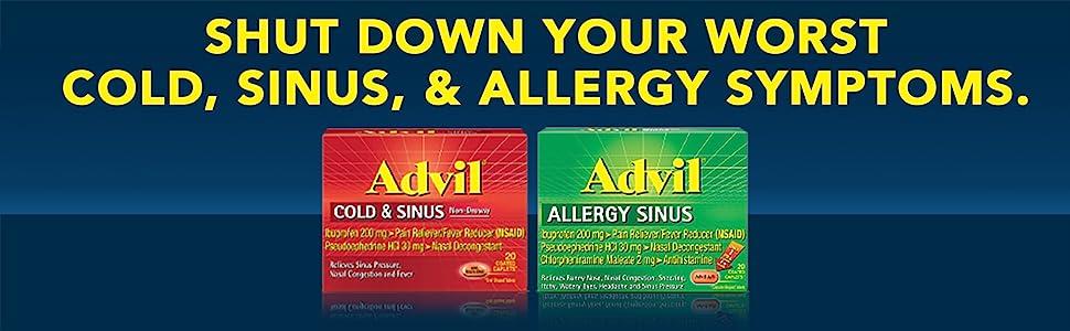 Advil Allergy Congestion Banner 5