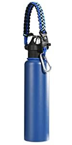blue cord handle hydro flask