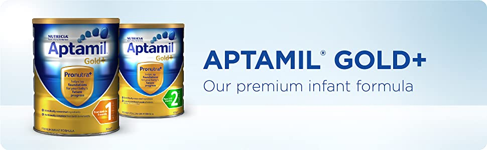 Nutricia Aptamil Gold Premium Infant Formula