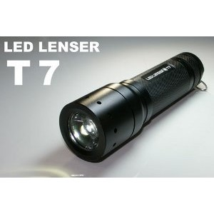 LED LENSER(レッドレンザー) T7 【明るさ200ルーメン/実用点灯2時間】 OPT-7439B