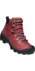 women's Pyrenees mid hiking wet trail walking outdoors