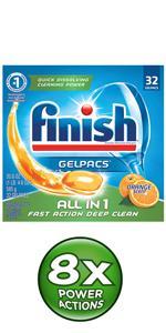 laundry detergent pods, pods, gelpacs, cascade, cascade complete actionpacs, detergent