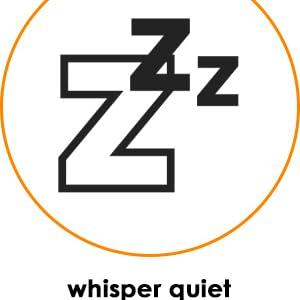 Award Winning Crane No Noise Quiet Peaceful Night Sleep Quiet Zone