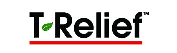t relief logo