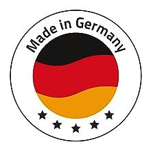 Fabricado en Alemania.
