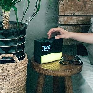 BEDDI Glow SE Alarm Clock