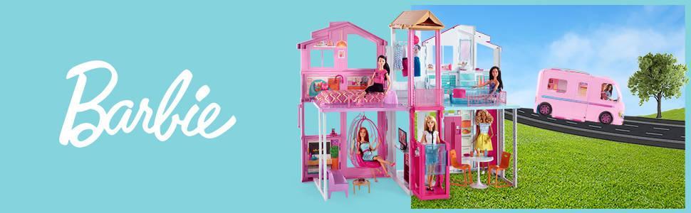 Barbie Casita del Árbol de Chelsea