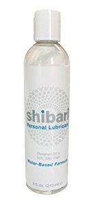 Shibari, Water-based, Lubricant