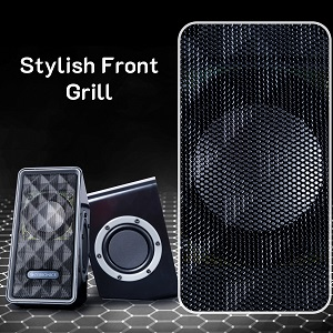 Stylish Front Grill