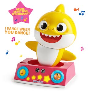 baby shark dancing dj