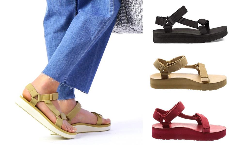 Teva Women's Midform Universal Leather