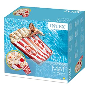 Intex, pop corn