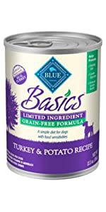 Amazon.com: Blue Basics Limited Ingredient Diet Adult