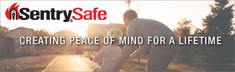 SentrySafe Peace of Mind for a Lifetime