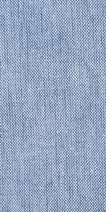100% Cotton Chambray Kitchen Tablecloth in Blue
