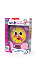 fun learning, fun teaching, cute kids clock