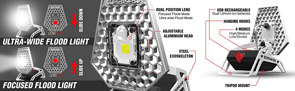 rover light and features