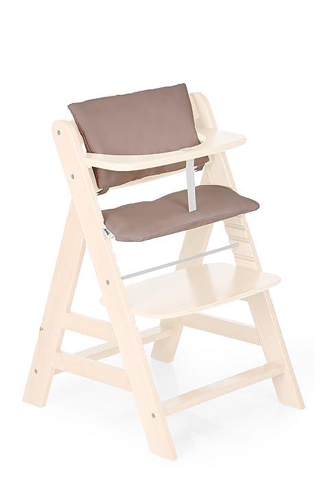 Copriseduta 2 parti highchair pad deluxe cuscino