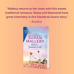 """""""Mallery returns to her roots with this sweet traditional romance."""" – Booklist"""