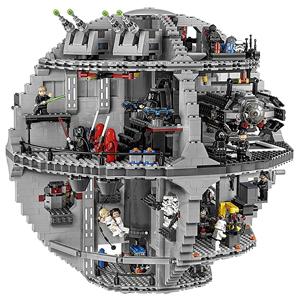 Lego Star Wars Death Star Juega y sueña