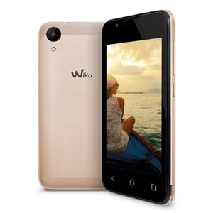 "Wiko Sunny2 - Smartphone 4"" (Dual SIM, QuadCore, Memoria ROM 8GB ..."