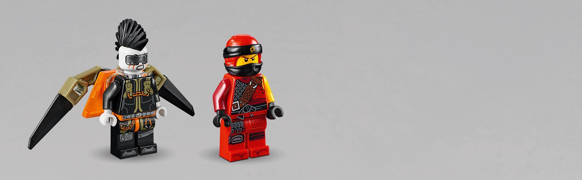 LEGO Ninjago - Caza del destino, Juguete de Construcción