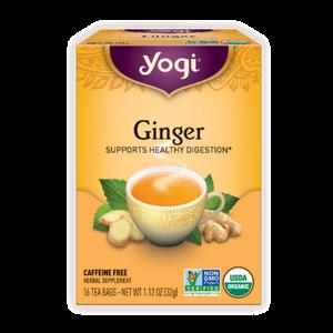 Yogi Tea, Ginger, 16 Count