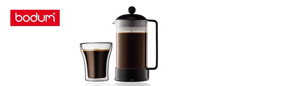 French Press Coffee Maker Problems : Amazon.com: Bodum Brazil 1-Liter 34-Ounce French Press Coffeemaker, Green: Kitchen & Dining