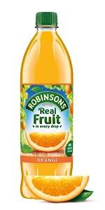 Robinsons Real Fruit Orange