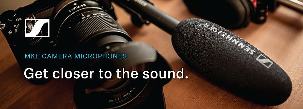 MKE Camera Microphones