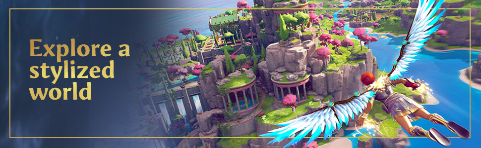 3 - explore a stylized world