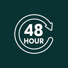 Visual 2: 48-hour icon