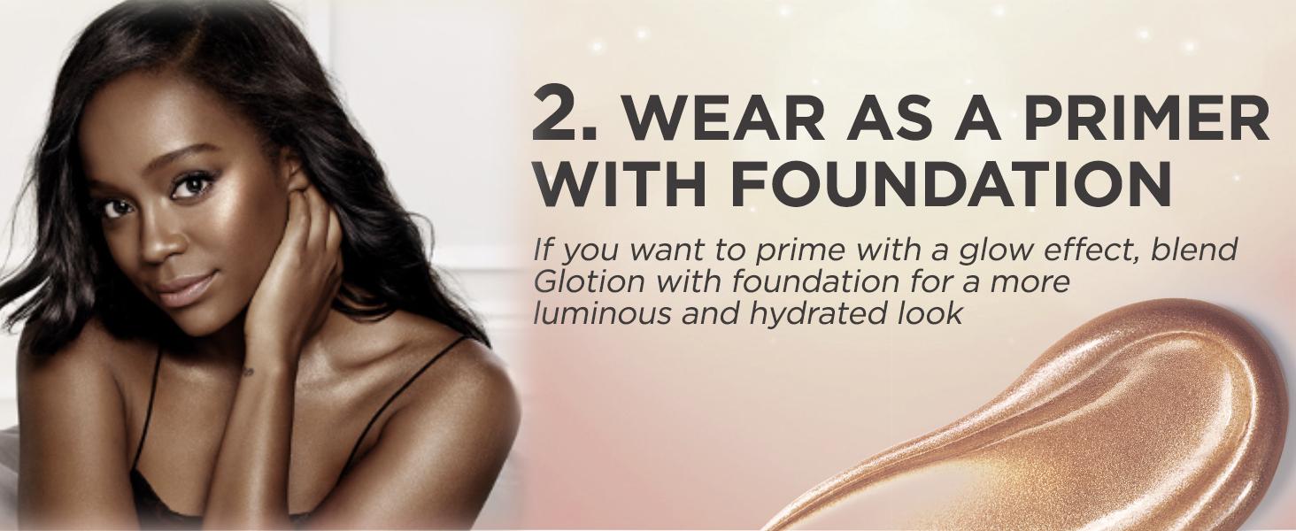 face highlighter, highlighter makeup, how to apply highlight, natural glow makeup, hydrating makeup