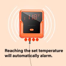 High and Low Temperature Alarm