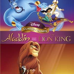 Aladdin Lion King